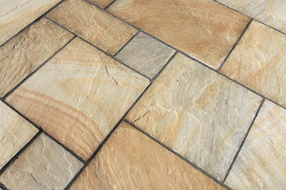 Rippon Buff Indian Sandstone
