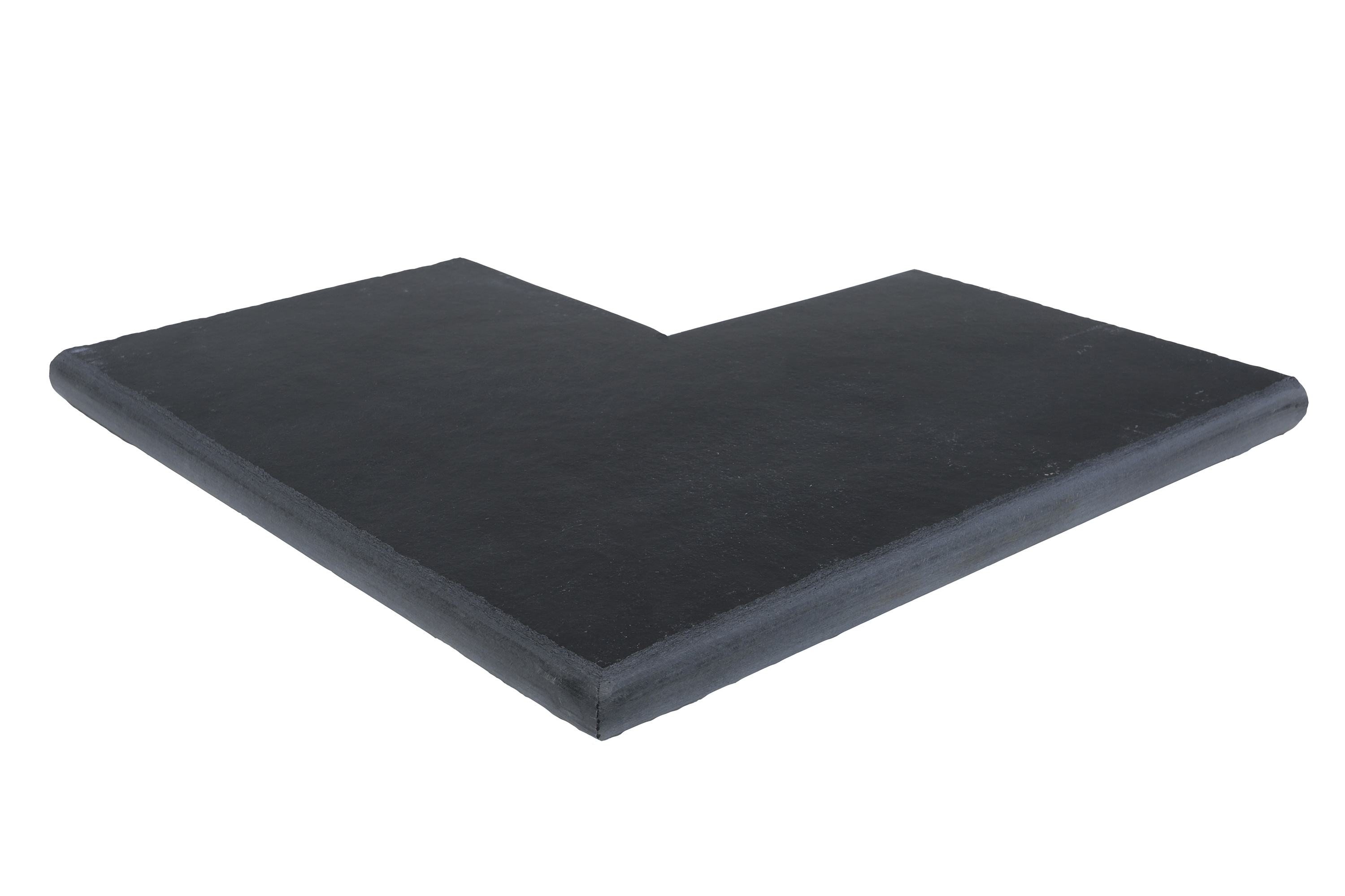 Black Limestone L Shape Coping (8)