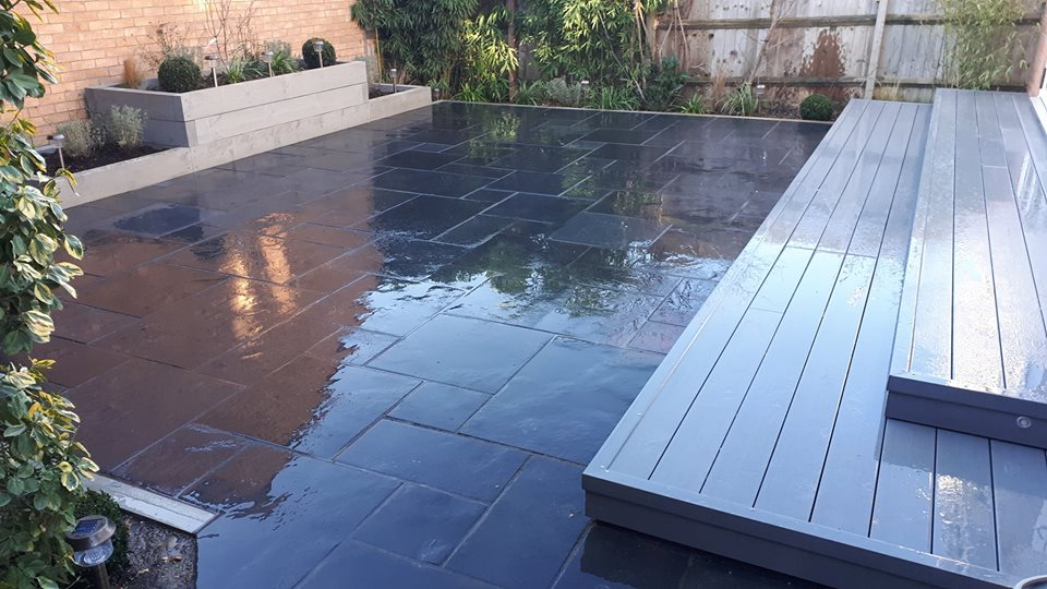 Black Limestone by James Chatwin Landscapes-1