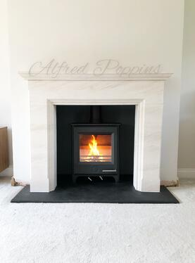 Brazilian Hearth By Alfred Poppins