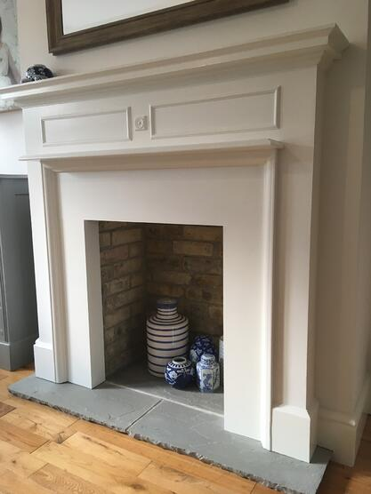 Kandla Grey Fire Hearth by Rob Hammerton-1