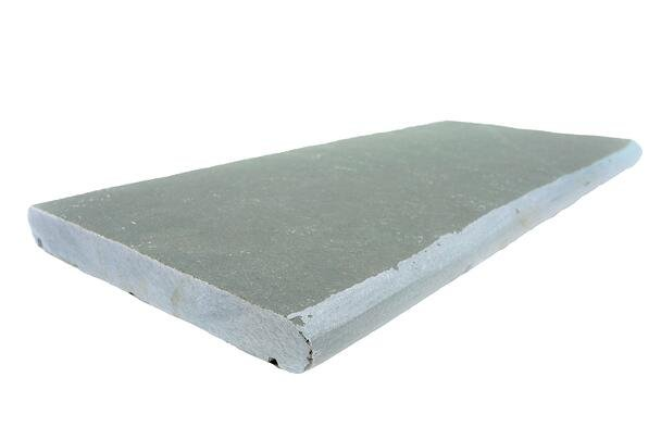 Kota Blue Bullnose Coping