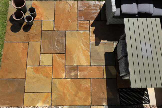 Rippon Buff Project Patio Pack