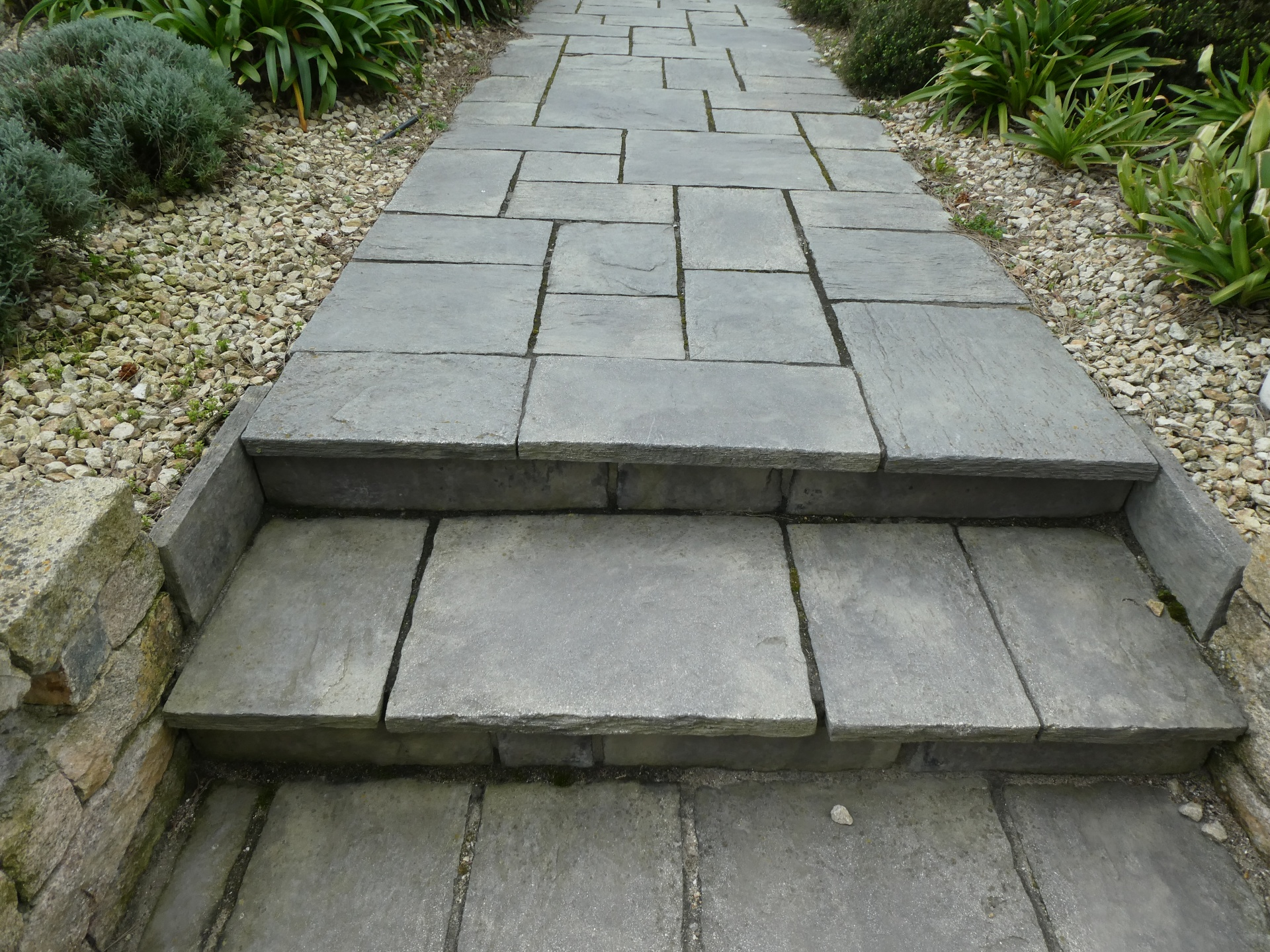 Welsh Slate Paving